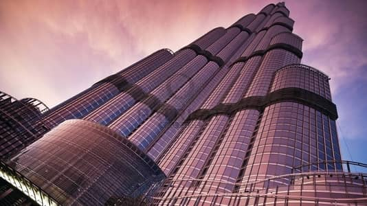 World Largest Building Burj Khalifa | One Bedroom Higher Floor