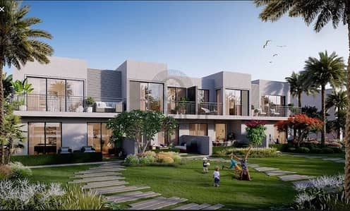 3 Bedroom Townhouse for Sale in Dubai South, Dubai - 3 Bed Townhouse|Emaar|Expo Villas| Dubai South|Payment Plan