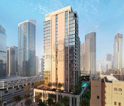 فلیٹ 3 غرف نوم للبيع في وسط مدينة دبي، دبي - No DLD fee 6 years post handover plan 5% booking Prime