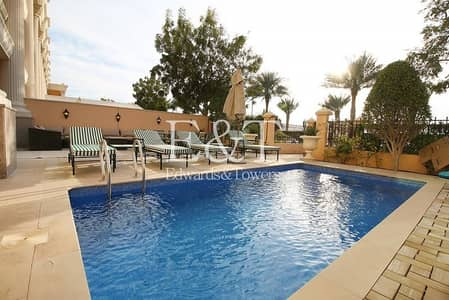 تاون هاوس 4 غرف نوم للبيع في نخلة جميرا، دبي - Private Pool | Vacant On Transfer | 5859 SqFt | PJ