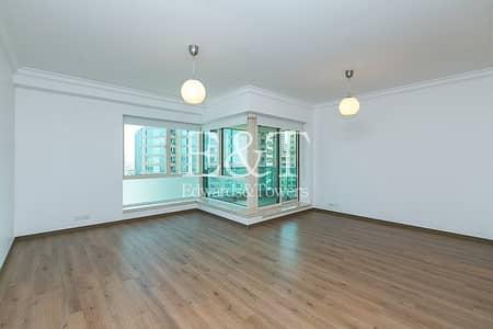 فلیٹ 1 غرفة نوم للايجار في دبي مارينا، دبي - Amazing price psf! 1BR + S FULLY Upgraded! DM