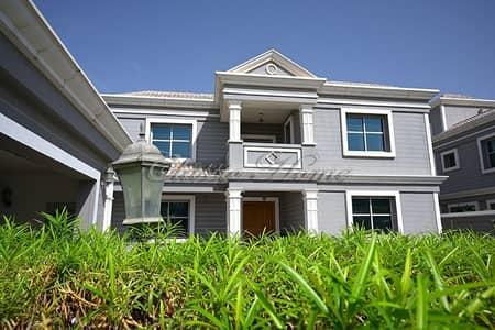 فیلا 5 غرفة نوم للايجار في دبي لاند، دبي - 5Bedroom+Guest Room + Maids Room/Semi-Detached New World