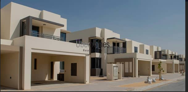 4 Bedroom Townhouse for Rent in Dubai Hills Estate, Dubai - Brand New 4 Bed + Maids | Type 3M | Maple1