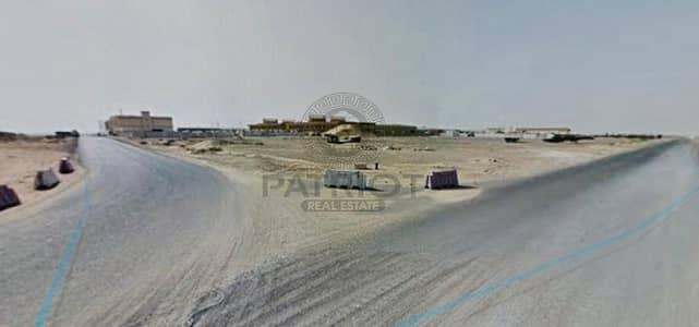 Plot for Sale in Al Saja, Sharjah - Labor Camp & Warehouse Land for Sale in Saja - Sharjah !!