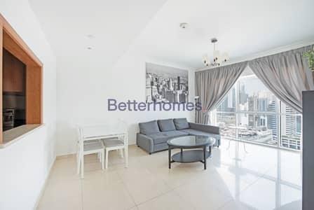 فلیٹ 1 غرفة نوم للبيع في أبراج بحيرات جميرا، دبي - Saba 2   High Floor   SZR View   Vacant