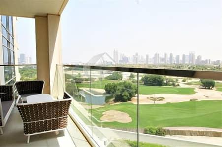 شقة 2 غرفة نوم للايجار في التلال، دبي - Brand New|Welll Furnished|Serviced Apt|Vida Residence|Golf View