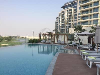 فلیٹ 1 غرفة نوم للايجار في التلال، دبي - Amazing Hills | Well Furnished | 1 B/R Apt | Vida Residence