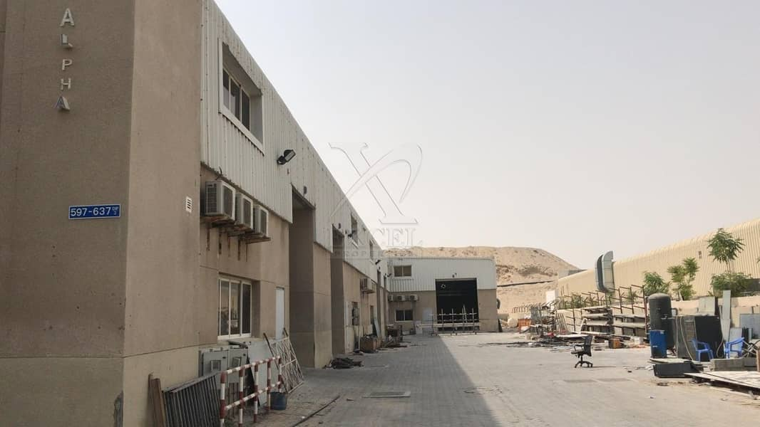 8 Great Deal!! Aluminum Factory for sale in DIP.