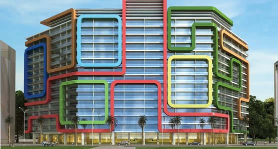 Studio for Sale in Dubai Silicon Oasis, Dubai - AED 330K | STUDIO | DUBAI SILICON OASIS |SINGLE UNIT W. BEST PRICE!