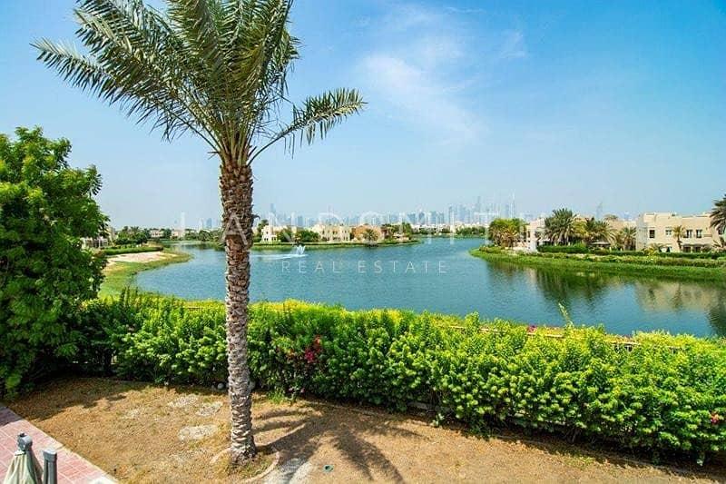 2 Panoramic Lake View 5BR  + Study Villa with Pool