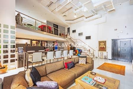 1 Bedroom Flat for Rent in Jumeirah Beach Residence (JBR), Dubai - Well Maintained | Stunning | Loft Type