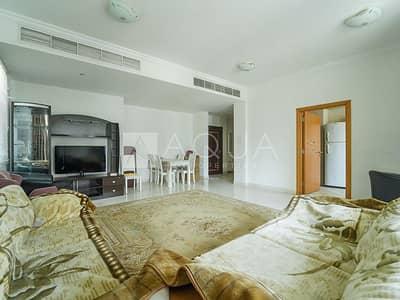 2 Bedroom Flat for Rent in Dubai Marina, Dubai - Fully Furnished | Low Floor | Great Facilities