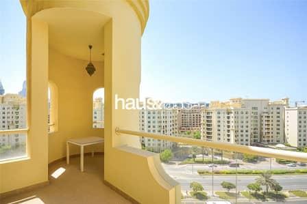 شقة 3 غرفة نوم للبيع في نخلة جميرا، دبي - Vacant | Penthouse Level | Beach Side | C Type