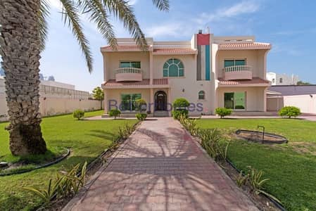 4 Bedroom Villa for Rent in Al Badaa, Dubai - Independent |Large garden|Close to City Walk