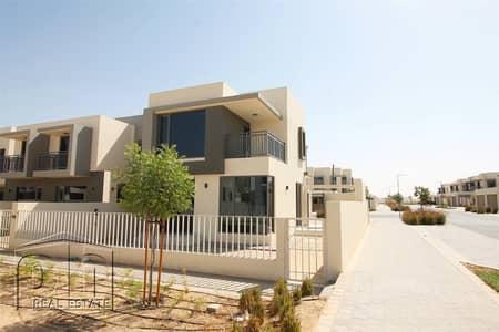 فیلا 4 غرفة نوم للايجار في دبي هيلز استيت، دبي - 2E corner plot close to pool and park call now