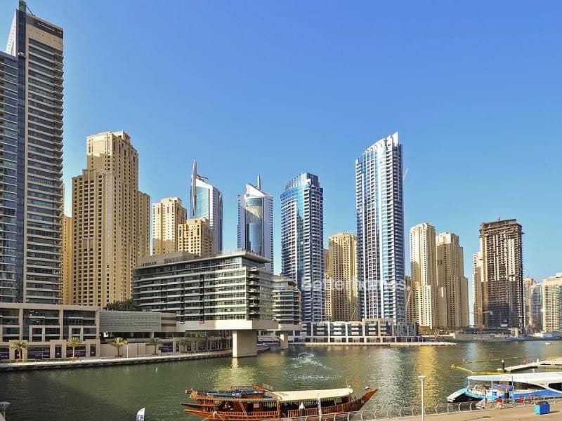 10 Upgraded flooring | Marina view | Unfurnished