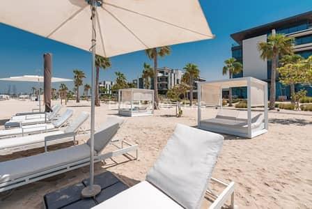 شقة 1 غرفة نوم للبيع في لؤلؤة جميرا، دبي - Beachfront Home| Ground Floor| Flex Payment