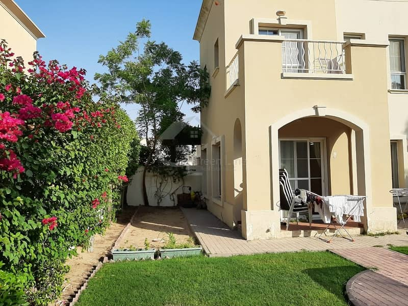 Lovely Garden I Best Location Type 4M in Springs