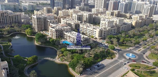 1 Bedroom Apartment for Sale in The Views, Dubai - Panoramic Full Canal View High Floor Link West 1br