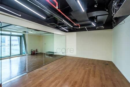 مکتب  للايجار في أبراج بحيرات جميرا، دبي - High Floor | Fitted Office | Close to Metro