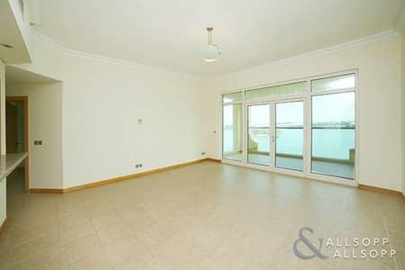 شقة 2 غرفة نوم للبيع في نخلة جميرا، دبي - Unobstructed Sea View | 2 Bedroom | D Type