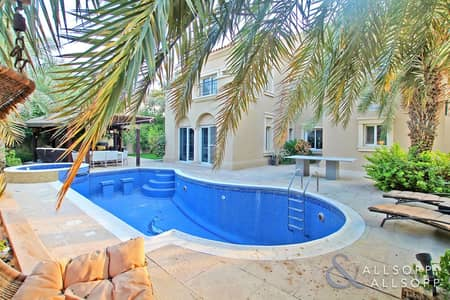 4 Bedroom Villa for Sale in Arabian Ranches, Dubai - Well Located   4 Bedrooms   Park Backing