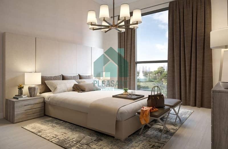 Meydan MBR City 2 Bedroom On Higher Floor Facing Park