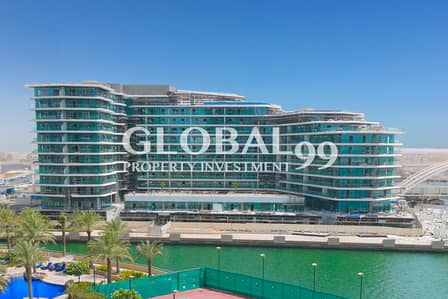 3 Bedroom Apartment for Rent in Al Raha Beach, Abu Dhabi - Redefined Luxury & Waterfront Living W/ Maids Room