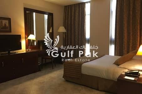 شقة فندقية  للايجار في شارع السلام، أبوظبي - شقة فندقية في شارع السلام 60000 درهم - 4297361