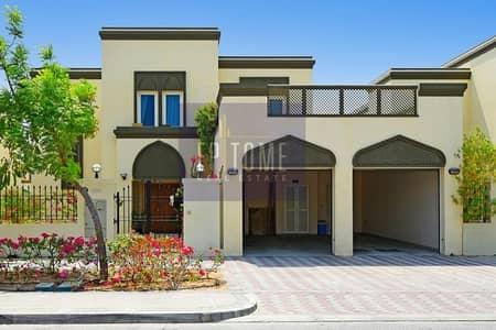 3 Bedroom Villa for Rent in Jumeirah Park, Dubai - Single Row   Vacant   District 5   Regional