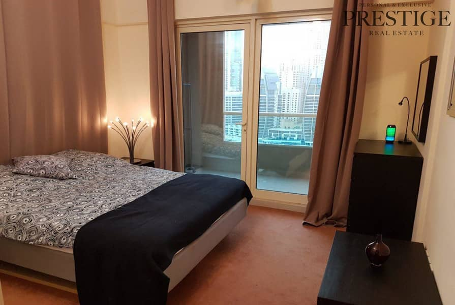 8 1 Bedroom | Furnished I Manchester Tower