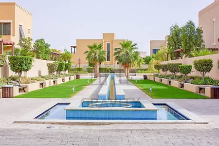 4 Bedroom Townhouse for Sale in Al Raha Gardens, Abu Dhabi - Experience luxurious living and own this 4BR TH with maidsroom