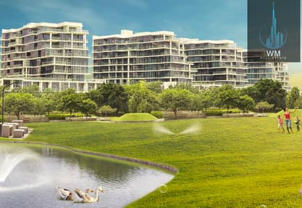 1 Bedroom Apartment for Sale in DAMAC Hills (Akoya by DAMAC), Dubai - Ready to Move in Apartment with Great View of Trump Golf Club