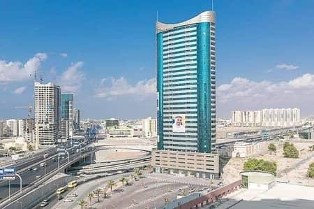 شقة 1 غرفة نوم للبيع في شارع الشيخ مكتوم بن راشد، عجمان - شقة في شارع الشيخ مكتوم بن راشد 1 غرف 591000 درهم - 4297866