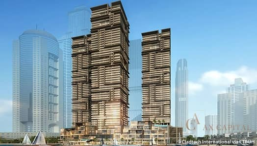 2 Bedroom Flat for Sale in Dubai Marina, Dubai - 10% on reservation | Luxury sea-side apartment