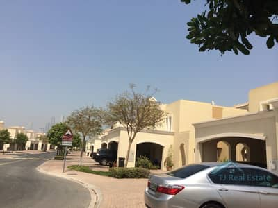3 Bedroom Villa for Sale in The Lakes, Dubai - 3BR+STUDY TYPE E-3   THE LAKES GHADEER 2 FOR SALE 2.8 M