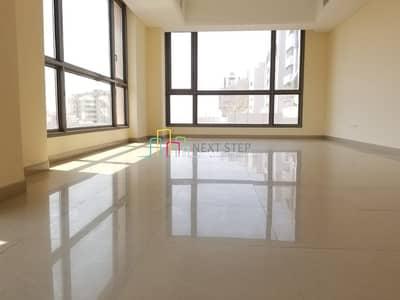 شقة 3 غرفة نوم للايجار في مدينة زايد، أبوظبي - Pretigious 3 BR with Maidsroom 2 Balconies Gym Pool Parking