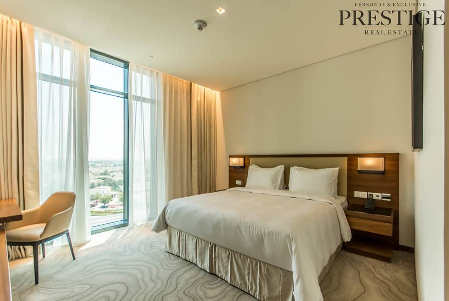 2 Bedroom | Vida Hotel The Hills I Golf View
