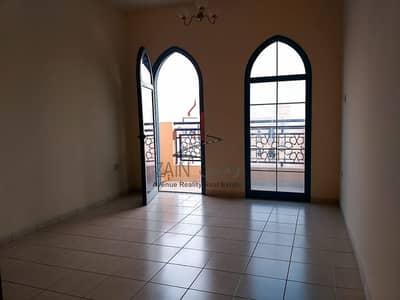 1 Bedroom Flat for Rent in International City, Dubai - Huge 1 BR Apt | Balcony | Family Bldg | International City