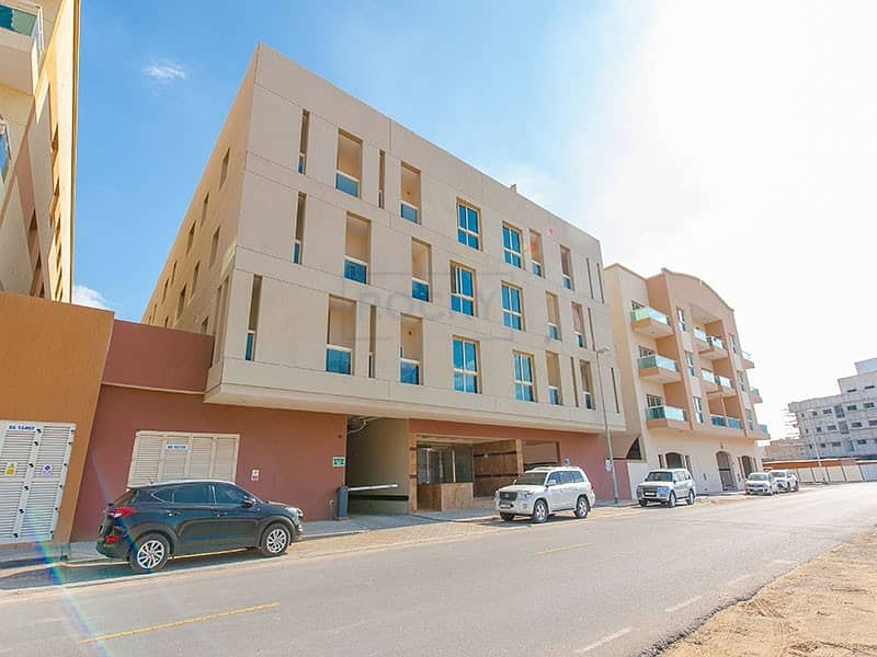 Beautiful 1 B/R with Central A/C& Parking | Muhaisnah