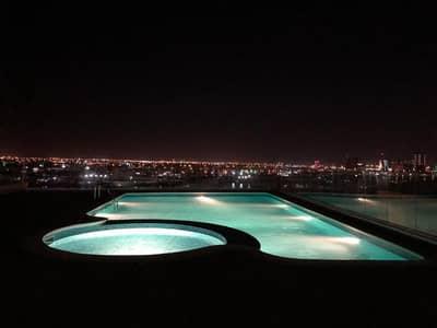 فلیٹ 1 غرفة نوم للبيع في الراشدية، عجمان - غرفة وصالة في برج الواحة بسعر مغري جدا مع أقساط شهرية 4900 درهم