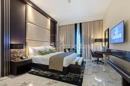 1 Bedroom Hotel Apartment for Sale in Dubai Marina, Dubai - High Floor | Service Hotel Apt | 6% ROI Investment