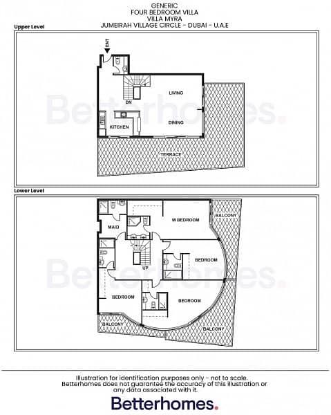 15 Maids   Duplex   3 Parking Spaces