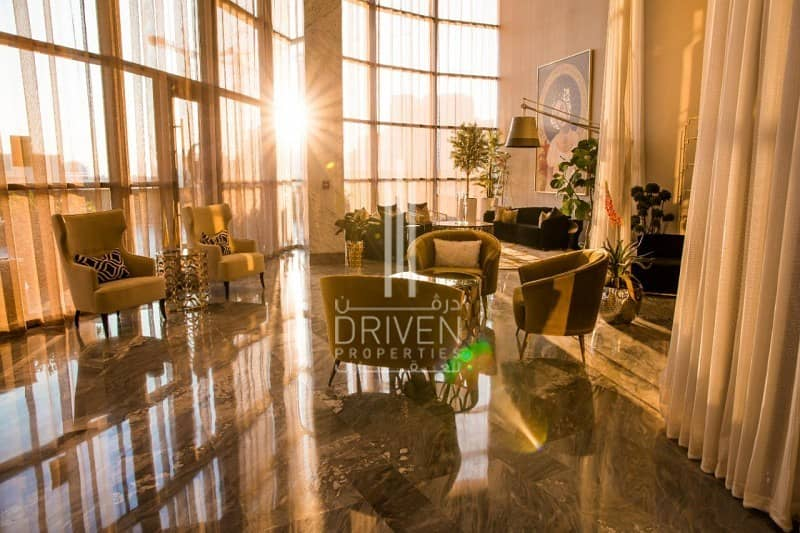 Fully Furnished and Magnificent 1Bed Apt