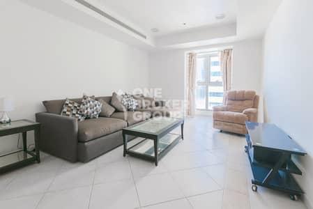 شقة 1 غرفة نوم للايجار في دبي مارينا، دبي - Spacious 1BR | Open Layout Kitchen | Avail now!