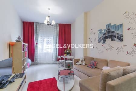 1 Bedroom Flat for Sale in Dubai Silicon Oasis, Dubai - Tenanted | Balcony | Spacious | Bright