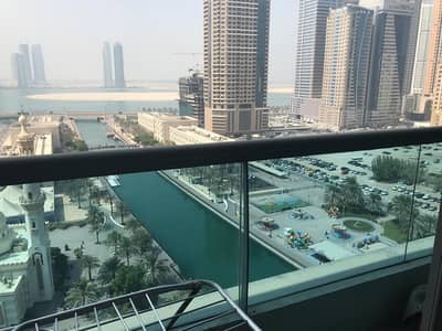 4 Bedroom Apartment for Sale in Al Majaz, Sharjah - flat for sale 4 bedrooms 6 bathrooms balcony 2 kitchens in a very good price