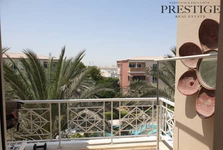 1 Bedroom Apartment for Rent in Green Community, Dubai - West Garden Apartment | 1 Bedroom | For Rent | GCE