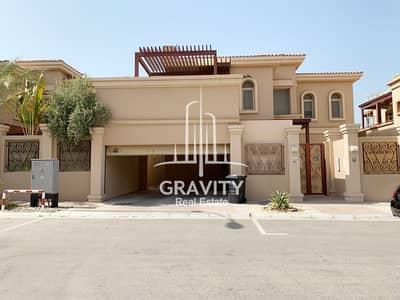 4 Bedroom Villa for Rent in Al Raha Golf Gardens, Abu Dhabi - Below Market Price 4BR villa with private pool