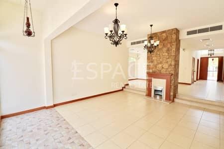 فیلا 3 غرفة نوم للايجار في المرابع العربية، دبي - Opposite Park and Pool | Type 8A | Garden